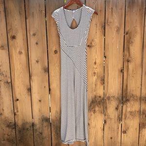 Worn once Volcom striped dress. Size XS